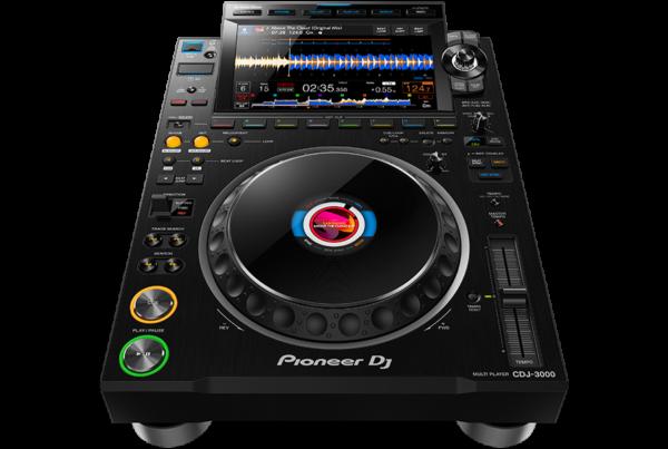 CPioneer DJ-3000-frontangle-hero