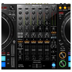 4-channel dj controller for rekorbox