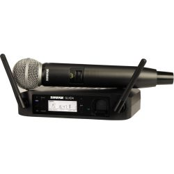 GLDX24-SM58 Handheld Wireless Kit