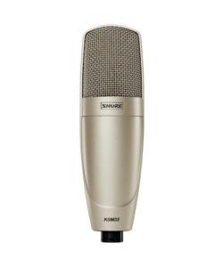 KSM32-SL studio microphone