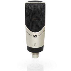 Sennheiser MK4 studio condenser microphone