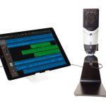 Sennheiser MK4 digital mic with USB