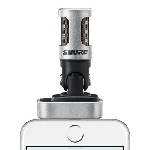 MV88 microphone for video