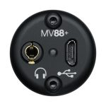 Bottom access to MV88/A