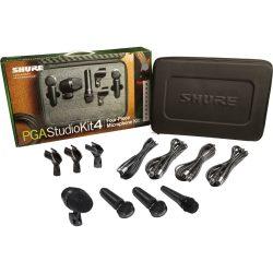 PGA Studio Kit 4 microphone package