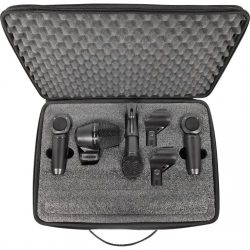 PGA Studio Kit 4 microphone package