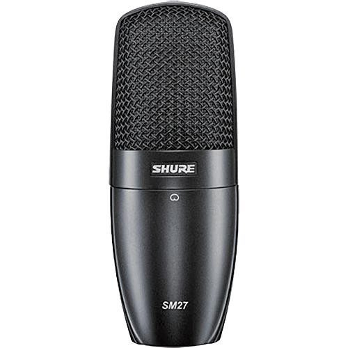 Shure SM27-SC instrument microphone
