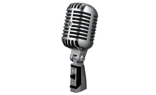 Shure 55SH Series II Vintage Microphones