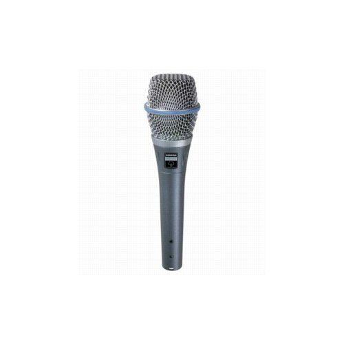 Shure BETA 87A Vocal Condenser Microphone