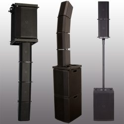 Avante Imperio Line array speakers