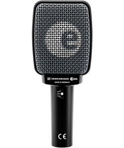 Sennheiser e906 supercardiod instrument microphone