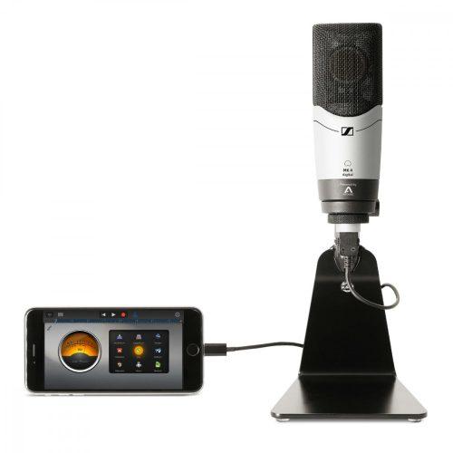 Sennheiser MK4 digital condenser mic phone connection