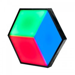 3D Vision Plus - Hexagonal LED Effect Panel DJ Lighting