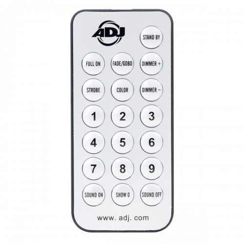 ADJ UC IR wireless remote for DJs