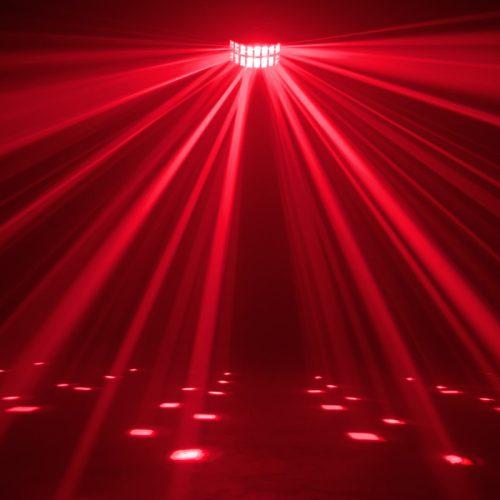 Aggressor Hex LED Special effect DJ lighting