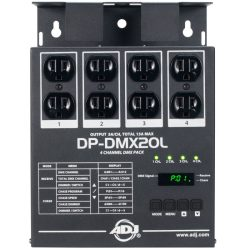 ADJ DP DMX20L 4-ch Switcher