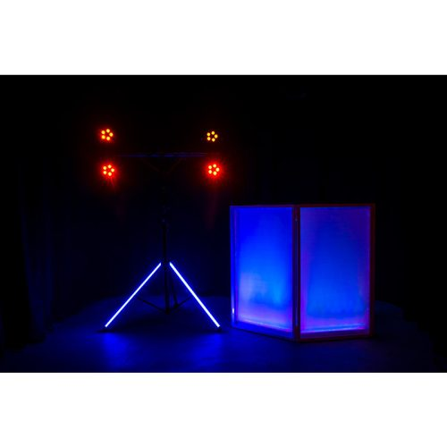 LTS Color Lighting Stand effect 3