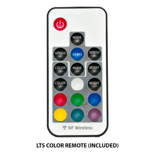 LTS Color remote from ADJ