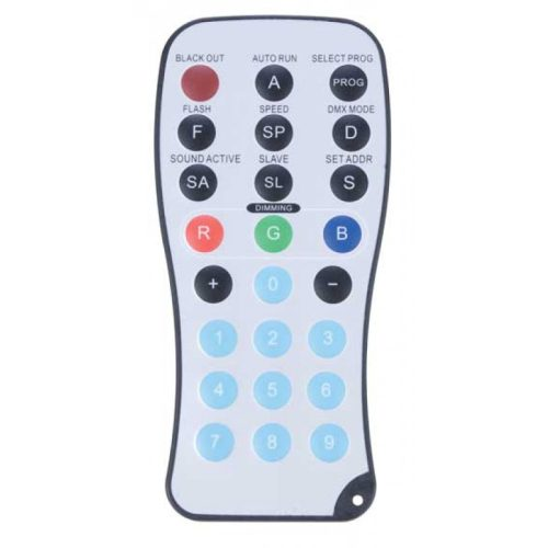 ADJ Mega Bar 50RGB RC Remote