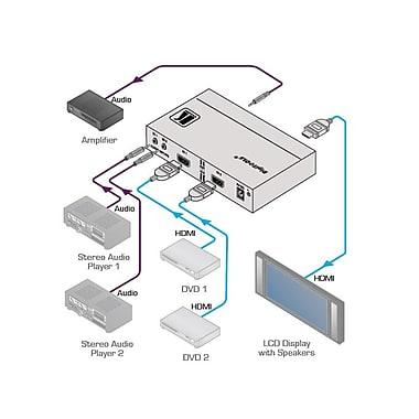 Kramer VS 211HA schematic 1