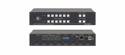Kramer VS 6x2 62H Switcher