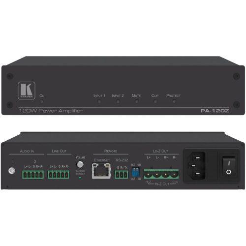 Kramer PA 120Z Power Amplifier