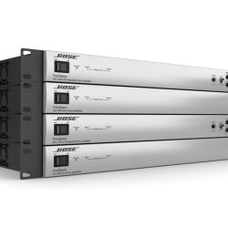 Commercial Amplifiers