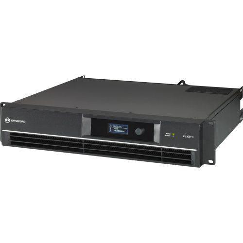 Dynacord C1300FDI 650 W Amplifier