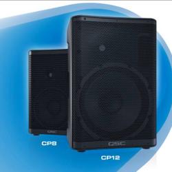 QSC CP Series Powered Loudspeakers