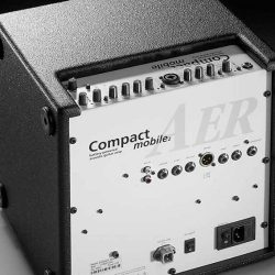 AER Compact 60W Amp rear