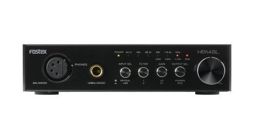 Fostex HP-A4BL Headphone Amplifier