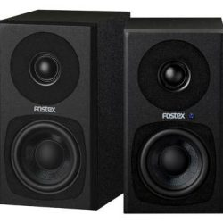 Fostex PMO.3H 2-way monitors
