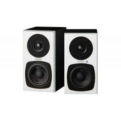 Fostex PMO.3H 2-way monitors white