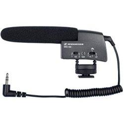 Sennheiser MKE 400 mic