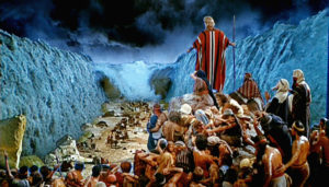 Special effects - 10 Commandments 1