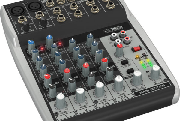 Behringer 802USB Mixer