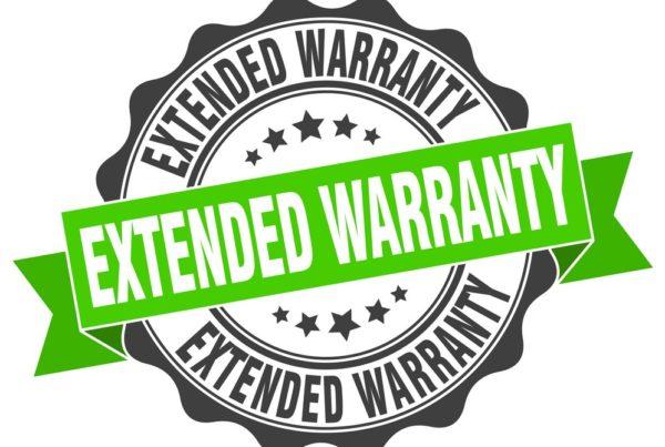 free extended warranty