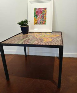 Mosaic Accent Table 1
