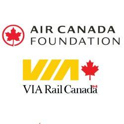 Air Canada - Via Rail logo