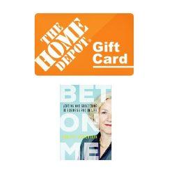 Home Depot Card - Book