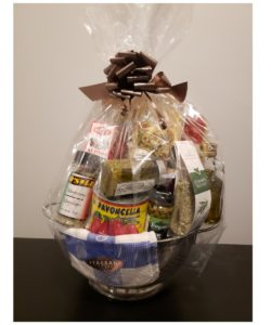 Italian Centre Gift Basket and Gift Card 1