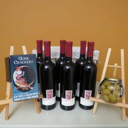 Burrowing Owl Wine Gift Basket 1